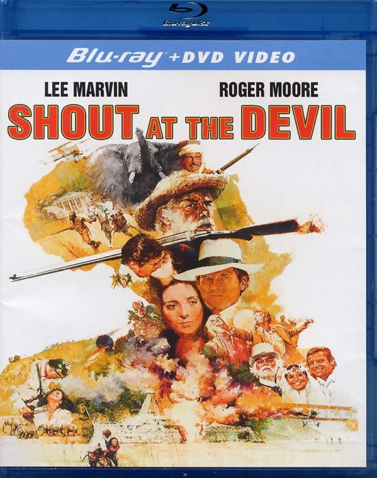 Shout at the Devil on Blu-ray