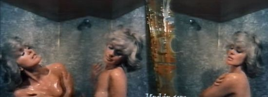 Connie Stevens naked in the shower